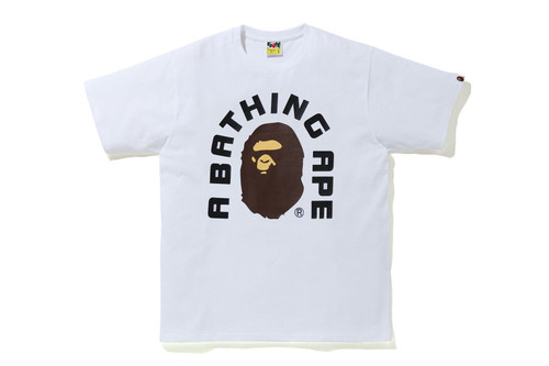 Picture No.3 of BAPE COLLEGE 2020 TEE 1H20-110-011