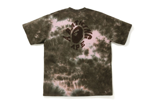 Picture No.2 of BAPE TIE DYE TEE ONEPIECE 1H30-235-510