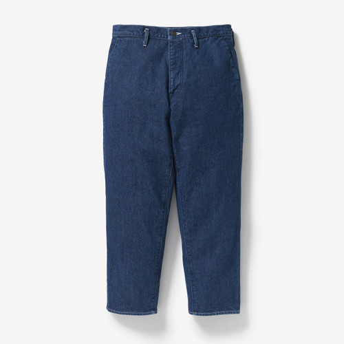 Picture No.1 of DESCENDANT GALLEY DENIM TROUSERS 211WVDS-PTM06
