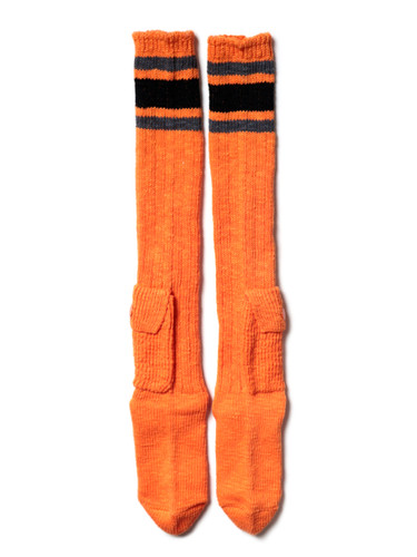 Picture No.5 of KAPITAL 56 Cotton Alpine Skaters Knee High K2103XG532