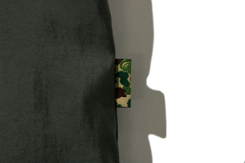 Picture No.5 of BAPE ONE POINT OPEN COLLAR S/S SHIRT 7H30-131-004
