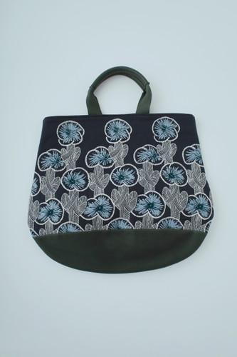 Picture No.2 of minä perhonen hanakaze marron bag 2021 s/s ZS9973