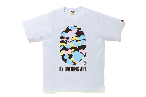 Picture No.3 of BAPE NEW MULTI CAMO BY BATHING APE TEE 1H30-110-033