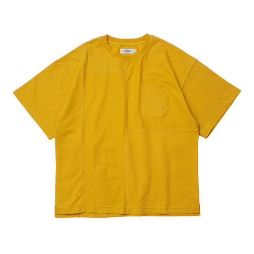 Picture No.1 of Evisen Skateboards EVESAN T-SHIRT 21SU-T01 160636317