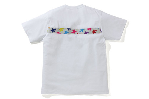 Picture No.5 of BAPE STA PATTERN TAPE APE HEAD TEE 1H80-110-058