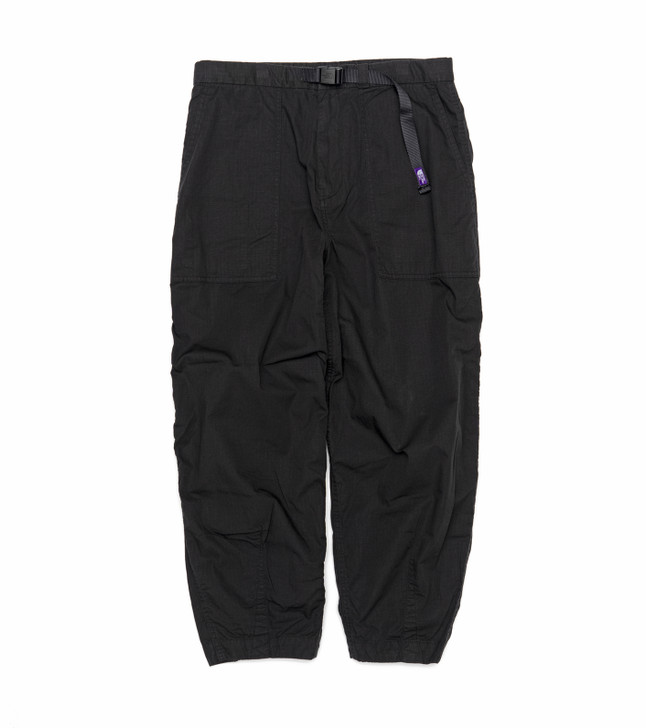 Picture No.1 of THE NORTH FACE PURPLE LABEL THE NORTH FACE PURPLE LABEL Ripstop Wide Cropped Pants NT5064N 5593