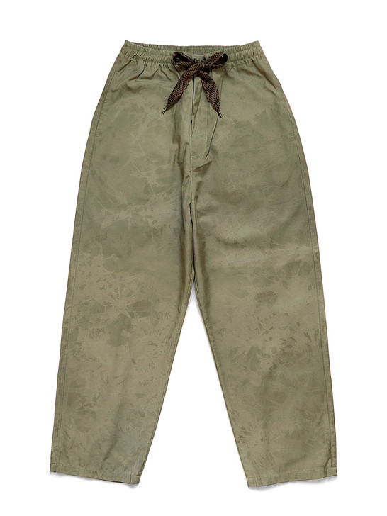 Picture No.1 of KAPITAL Quick-drying Twill Easy Pants K2109LP016