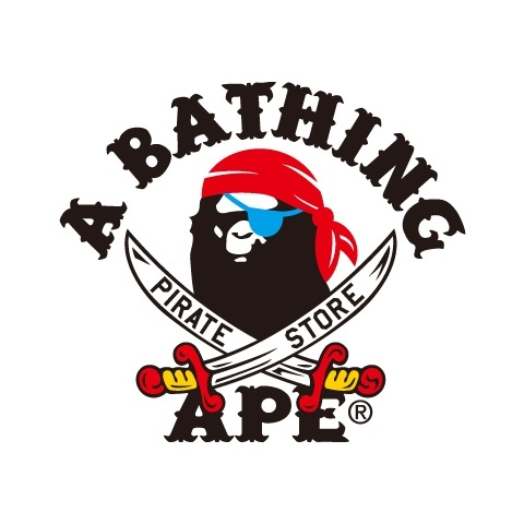 BAPE Pirate Store Ladies