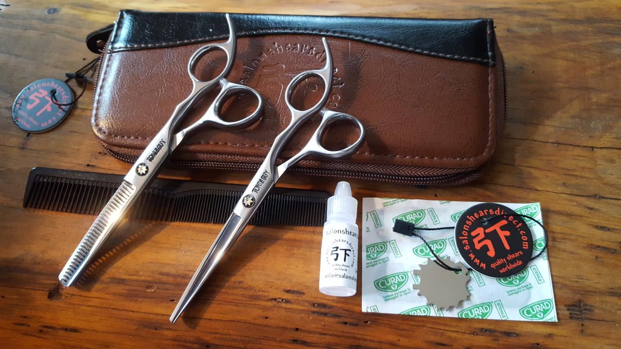 Tony & Guy Hair Scissor Set