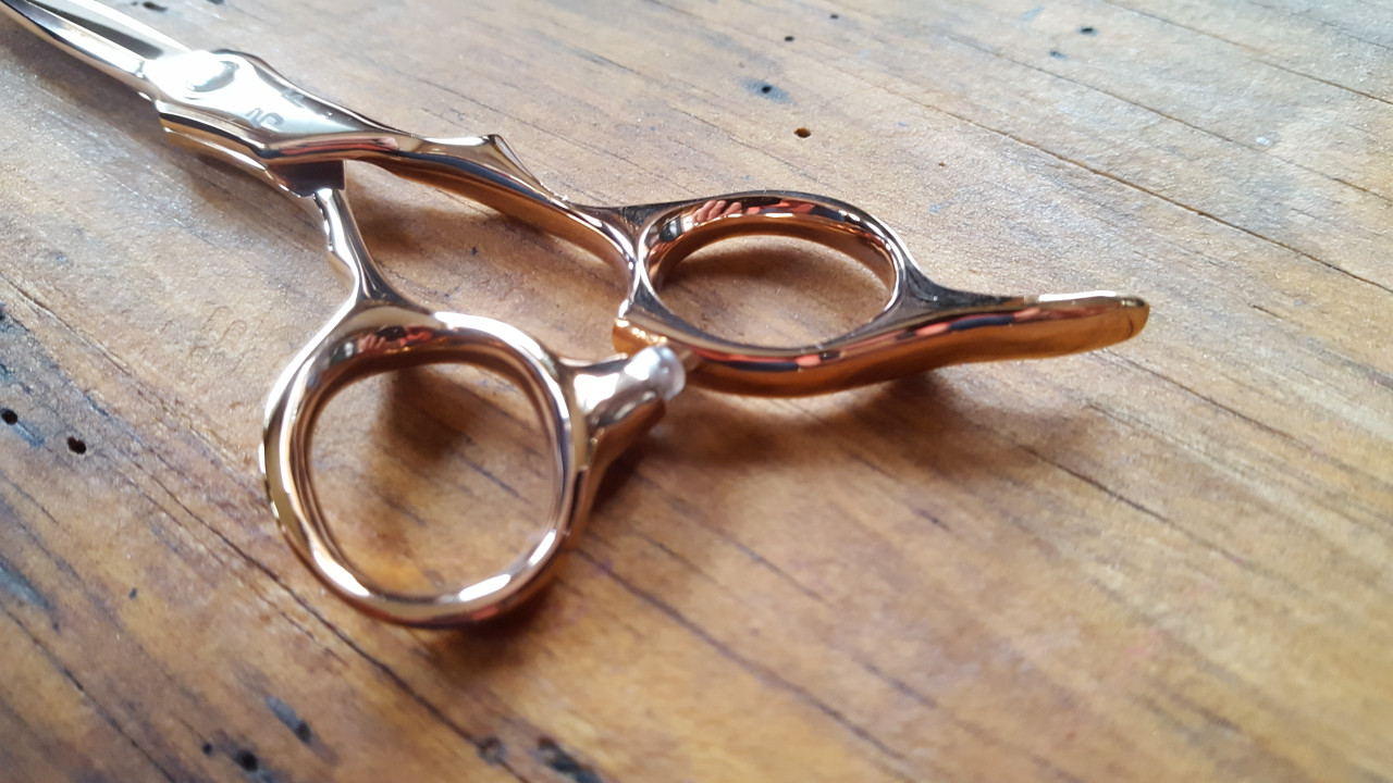 Rose Gold Shears VG1 Steel