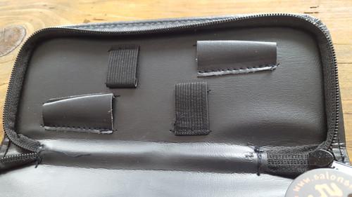 Case Black Zippered 2 Shears