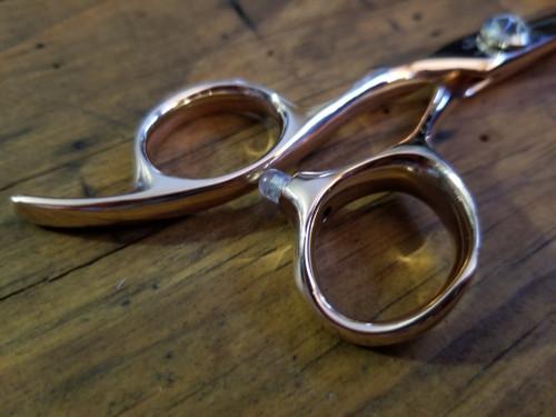 Craft Series Left Rose Gold Scissors