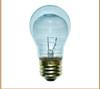 100' Commercial Grade Bistro String Light With 120v Incandescent Clear Bistro Lamps (Medium Base L-BK-S14-11-120)