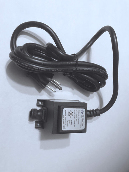 AC Transformer Corded Class 2 Power Supply XY-12100AUO by Sparkle Magic