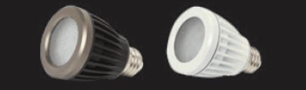 Brilliance PAR 20 7W (Replaces 50-Watt Halogen) 120V