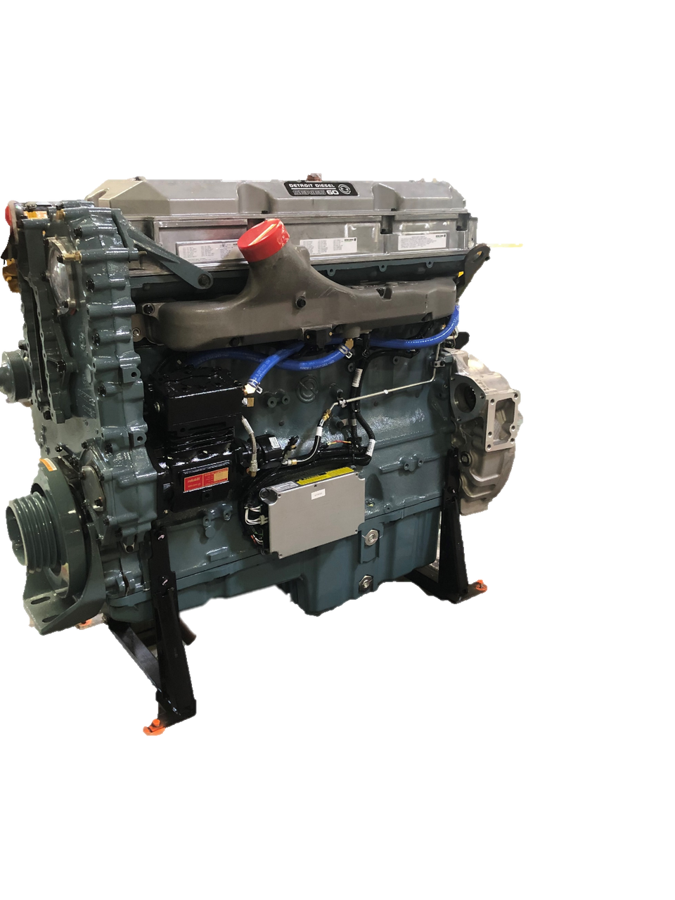 Detroit Series 60 12.7L Factory Reman BK Model (Detroit Diesel)