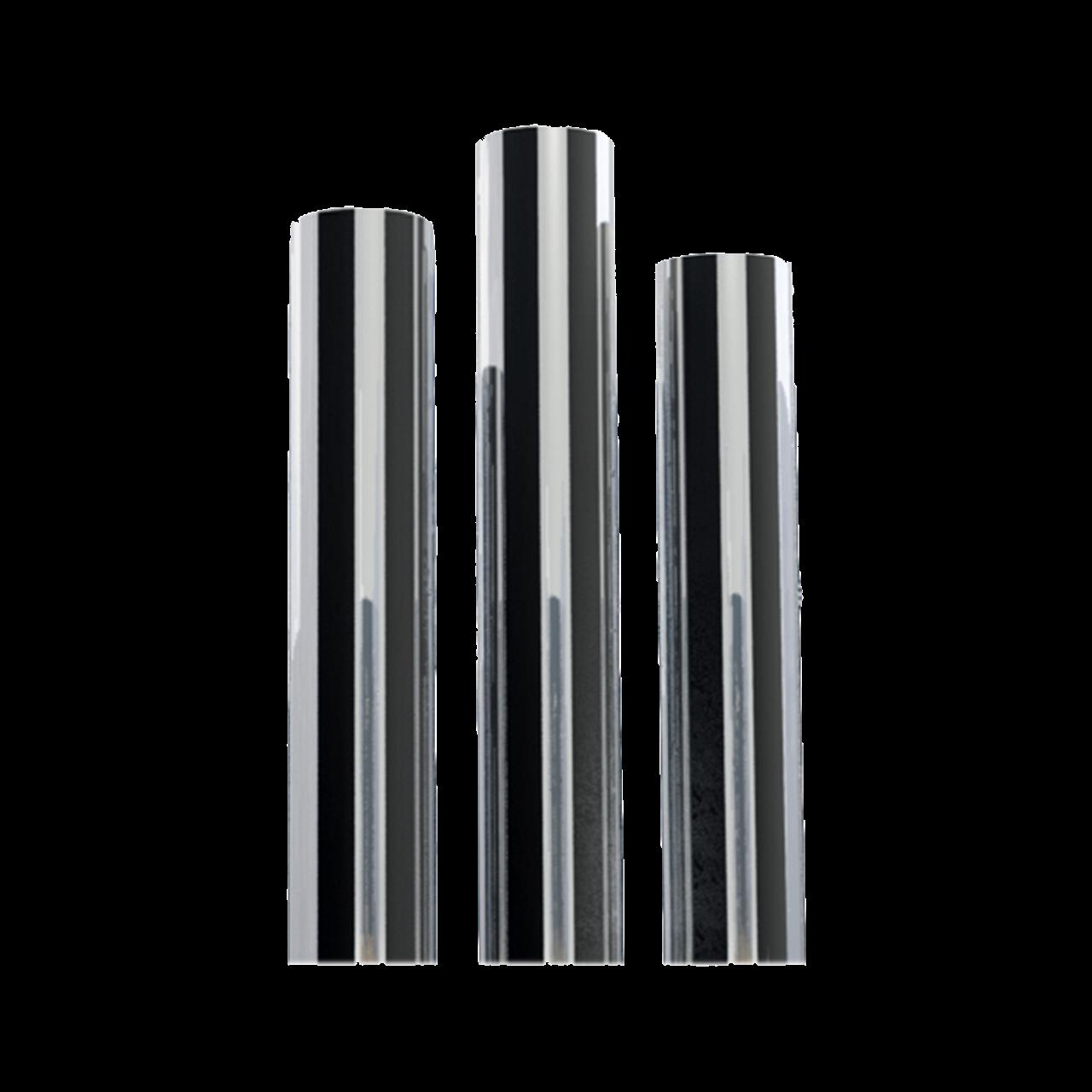 Dynaflex Straight Chrome Stacks