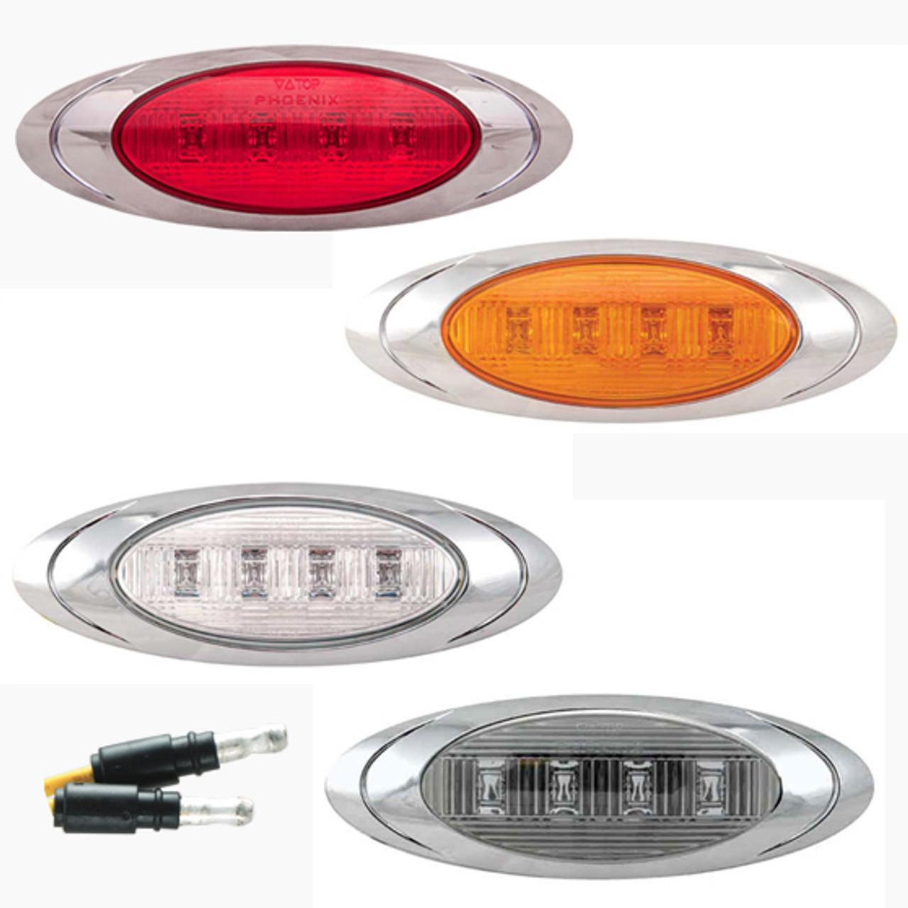 Light Bar Lense Covers