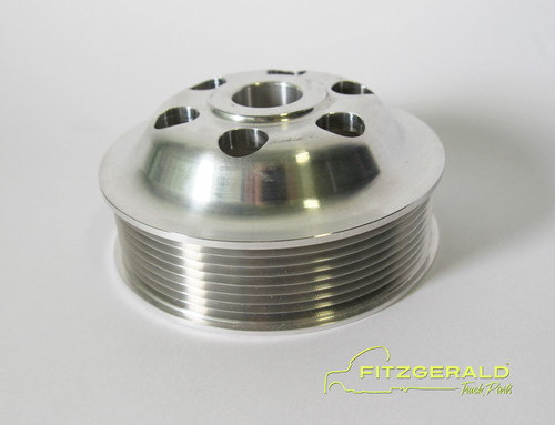 Aluminum Detroit Accessory Drive Pulley