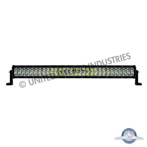 120 High Power LED 4 Row 30 1/2in Reflector Flood/Spot Light Bar