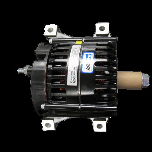 Alternator Idle Pro 190 Amp Dual Internal Fan Pad Mount