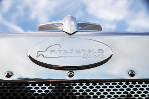 Fitzgerald Glider Kits 389 Billet Emblem