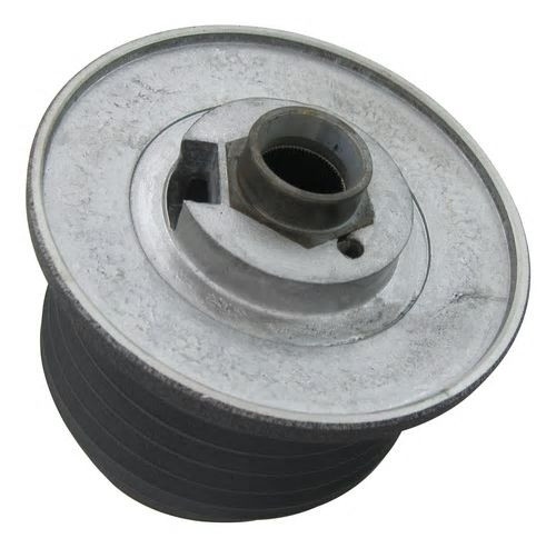 3 Hole Steering Wheel Hub, Black Textured Finish fits Freightliner 2007-On All Models (Cascaida with no factory switches)