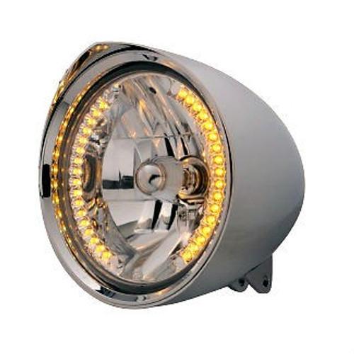 United Pacific Billet inChopper Stylein Headlight