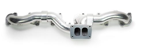 Detroit Exhaust Manifold S-Shape