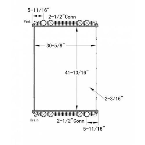 Plastic Aluminum Radiator 3