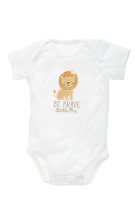 Lion Diaper Shirt