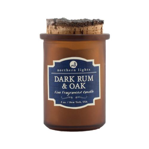 Dark Rum and Oak