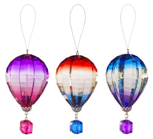 Hot Air Balloon Orn