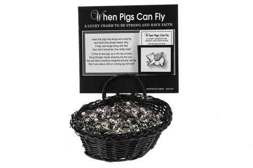 Pigs Fly Charms  ER35387