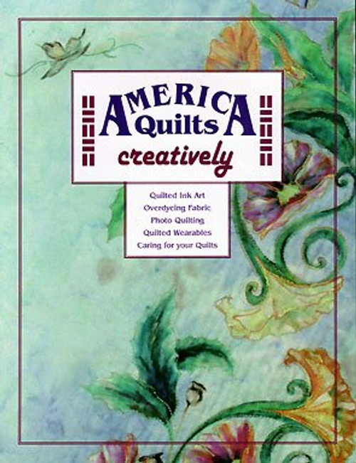 America Quilts Creatively volume 400  Published by PFAFF