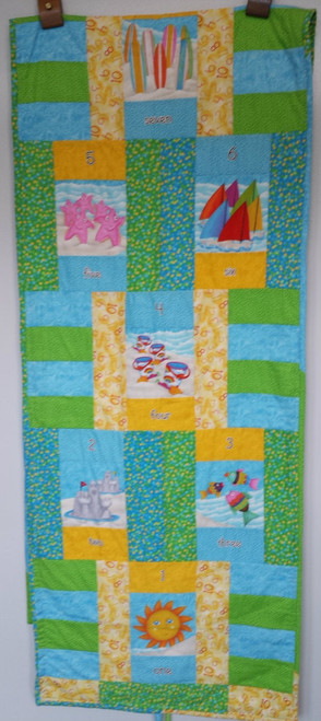 Down by the Sea Hopscotch Kit