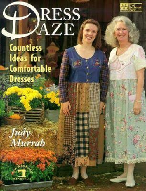 Dress daze Book by Judy Murrah