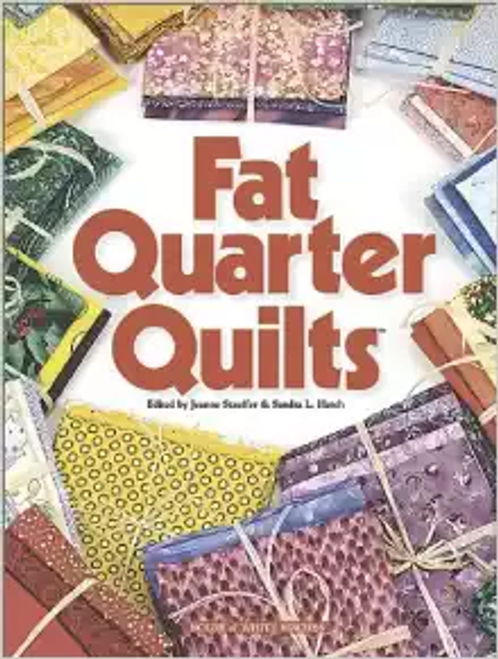 Fat Quarter Quilts Hardcover