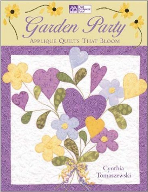 Garden Party: Applique Quilts That Bloom
