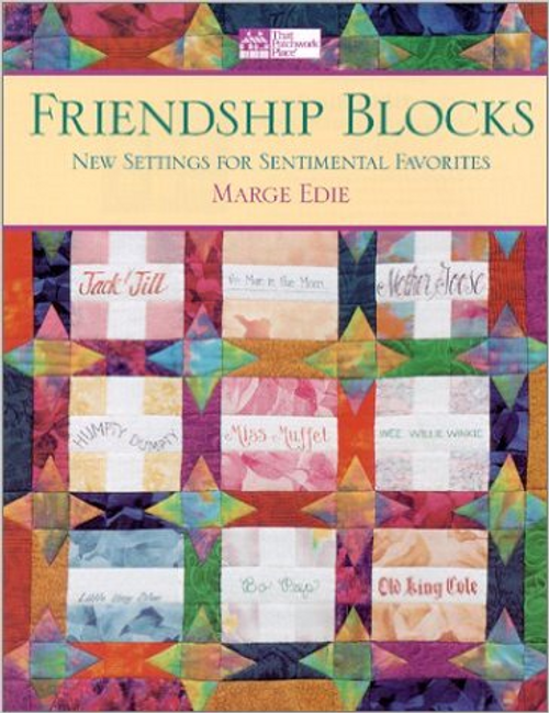 Friendship Blocks: New Settings for Sentimental Favorites