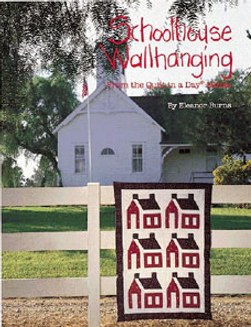Schoolhouse Wallhanging