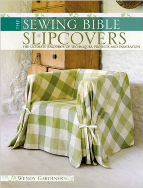 The Sewing Bible - Slip Cover