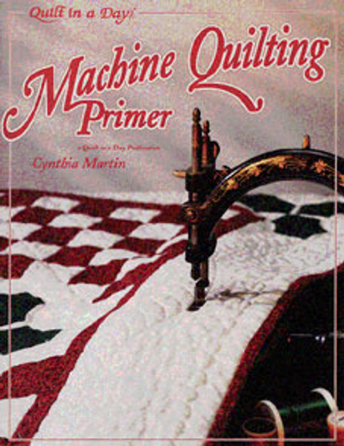 Machine Quilting Primer24.95