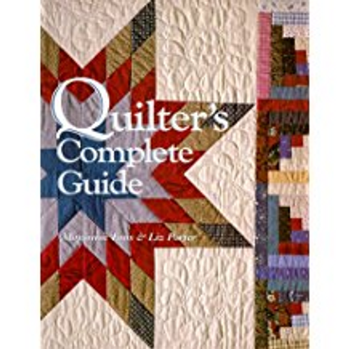 Quilter's Complete Guide     Fons & Porter