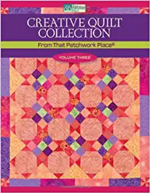 Creative Quilt Collection Volume Three