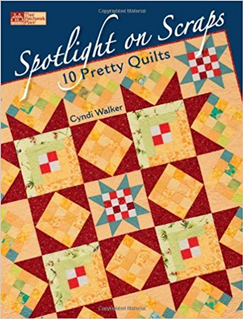 Spotlight On Scraps: 10 Pretty Quilts