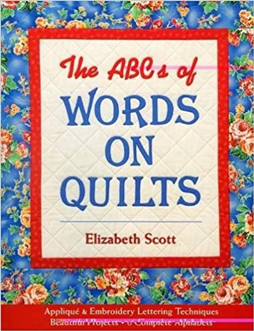 The ABCs of Words on Quilts