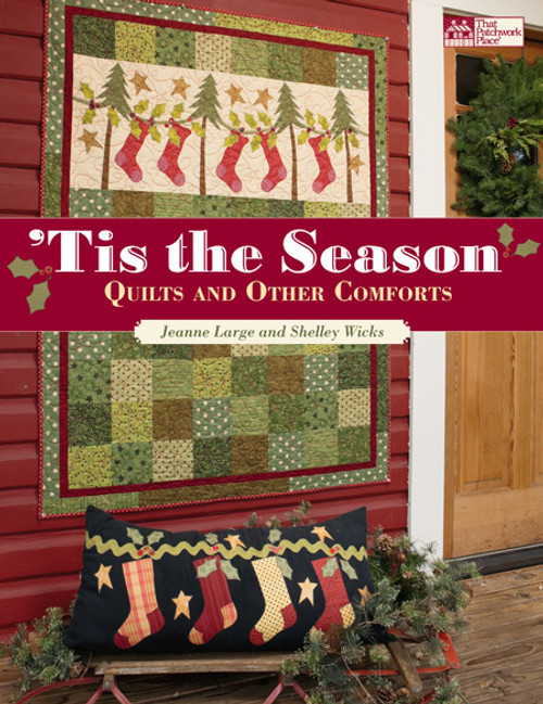 Front cover of Tis the Season: Quilt and Other Comforts