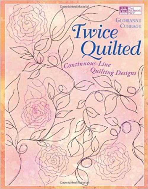 Twice Quilted: Continuous-Line Quilting Designs