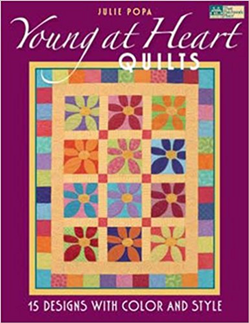 Young at Heart Quilts: 15 Designs with Color and Style
